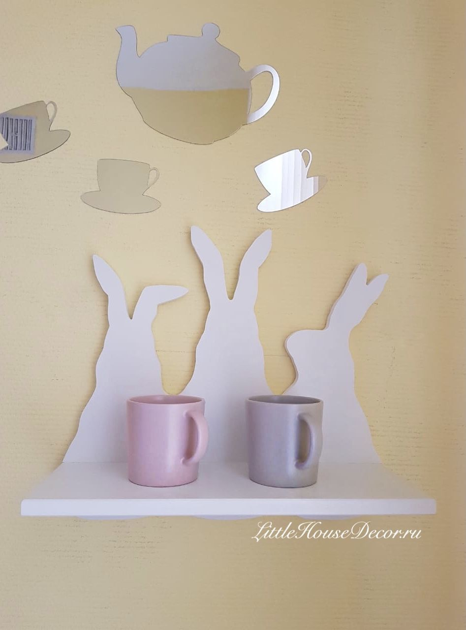 Shelf Bunny L, Shelves, Moscow,  Фото №1