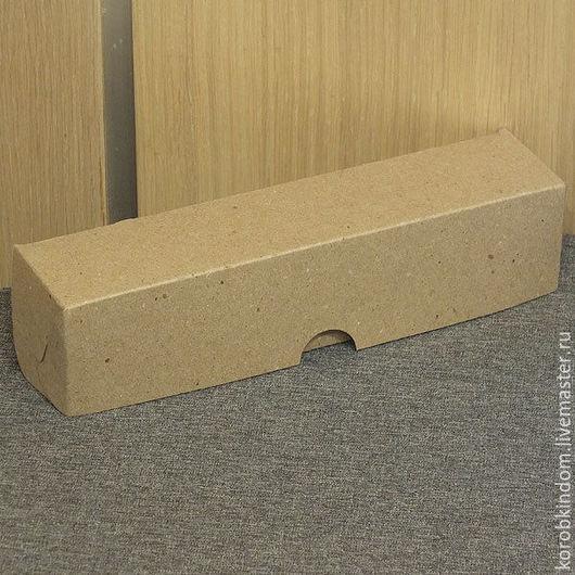 Упаковка ручной работы. Ярмарка Мастеров - ручная работа. Купить Коробка 22х5х5 крафт. Handmade. Коробочка, коробка подарочная