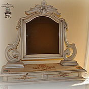 """Для дома и интерьера ручной работы. Ярмарка Мастеров - ручная работа Зеркало-псише """"Тетушкино"""". Handmade."""