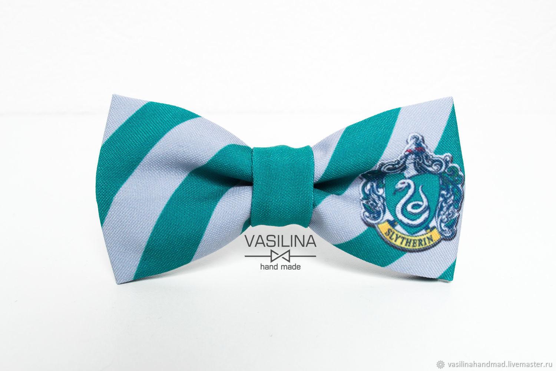 Tie Harry Potter Slytherin, Ties, Rostov-on-Don,  Фото №1