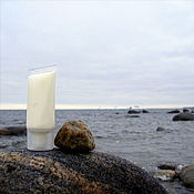 Косметика ручной работы handmade. Livemaster - original item Sea theme face cream 100 g.. Handmade.