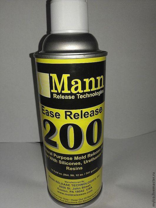 Другие виды рукоделия ручной работы. Ярмарка Мастеров - ручная работа. Купить Ease Release 200 в аэрозоле разделитель для силикона. Handmade.