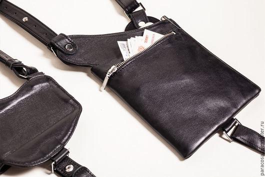 сумка кобура для документов купить