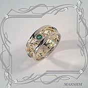 Украшения handmade. Livemaster - original item Ring from the series