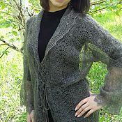 Одежда handmade. Livemaster - original item 147 cardigan, jacket, down products, garment. Handmade.