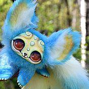 Куклы и игрушки ручной работы. Ярмарка Мастеров - ручная работа Треххвостый зверек. Handmade.