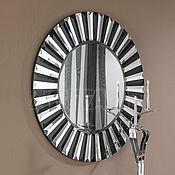 Для дома и интерьера handmade. Livemaster - original item mirror-the sun. Handmade.