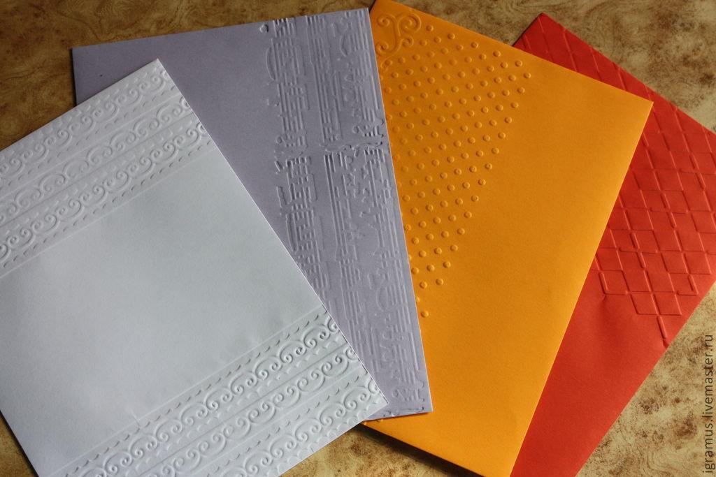 матовая бумага для открыток