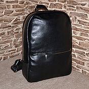 Сумки и аксессуары handmade. Livemaster - original item Backpack mens genuine leather. Handmade.