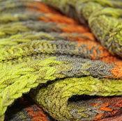 Аксессуары handmade. Livemaster - original item Snudy: Snood crocheted