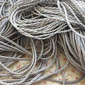 Материалы для творчества handmade. Livemaster - original item Cord linen