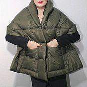 Аксессуары handmade. Livemaster - original item Scarf-jacket