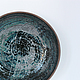 Тарелки ручной работы. Ярмарка Мастеров - ручная работа. Купить Тарелка керамическая Ветрогенератор. Handmade. Морская волна, стиль, серебристый
