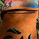 Женские сумки ручной работы. Заказать Сумка  Жаркое лето. Мастерская ГришЛАНдия (grishlandia). Ярмарка Мастеров. Жаркое лето