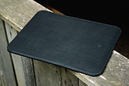 Для телефонов ручной работы. Ярмарка Мастеров - ручная работа. Купить Чехол для планшета iPad 2, 3, 4, Air, Air 2 из натуральной кожи.. Handmade.