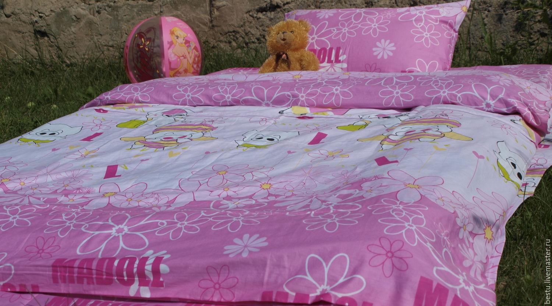 Сшить детское постельное белье своими руками фото