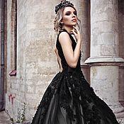 Одежда handmade. Livemaster - original item Evening dress for Studio rental LOOK FACTORY. Handmade.
