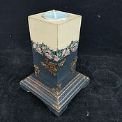 Для дома и интерьера handmade. Livemaster - original item candle holder wooden. Handmade.