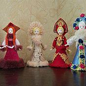 Сувениры и подарки handmade. Livemaster - original item Easter souvenirs: Easter dolls. Handmade.