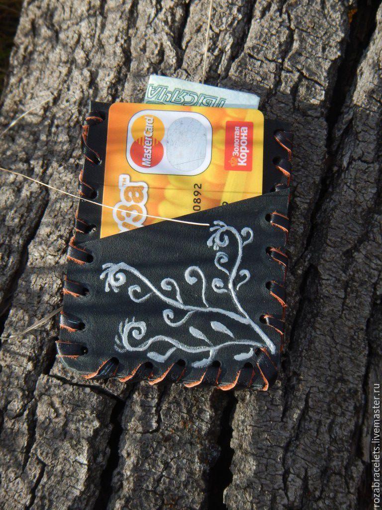Leather image, Cardholder, Ulyanovsk,  Фото №1