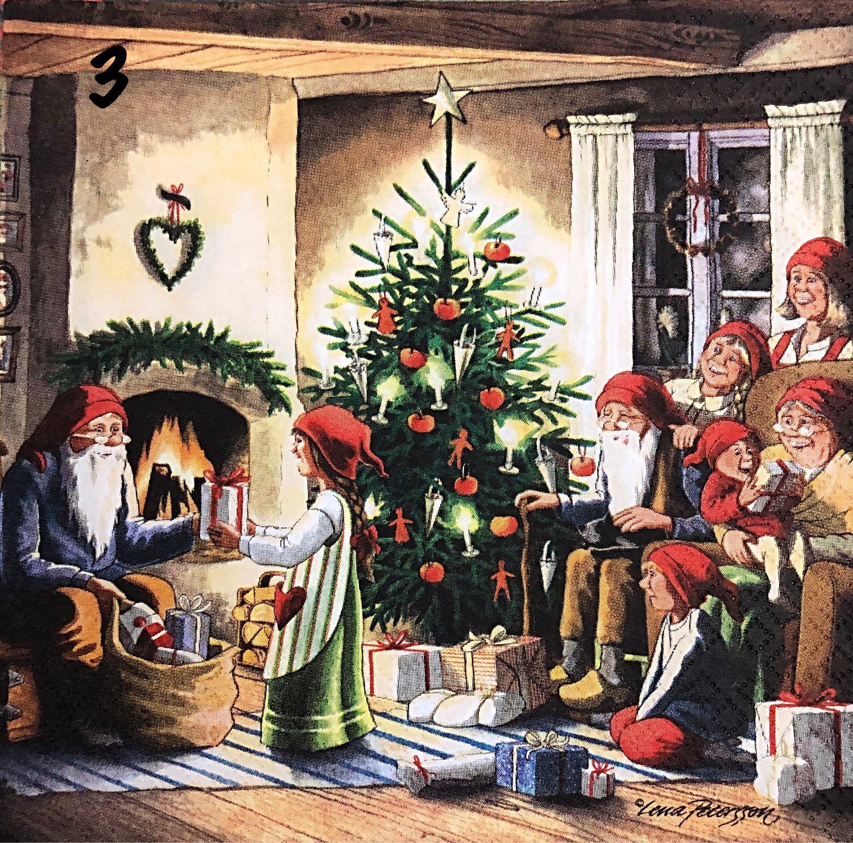 Месяцем рождения, открытки новый год семья