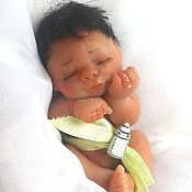 Куклы и игрушки ручной работы. Ярмарка Мастеров - ручная работа Малыш Подарок Аиста 2. Handmade.