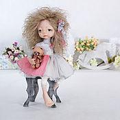 """Куклы и игрушки ручной работы. Ярмарка Мастеров - ручная работа """"Фаюшка"""" Коллекционная кукла. Handmade."""