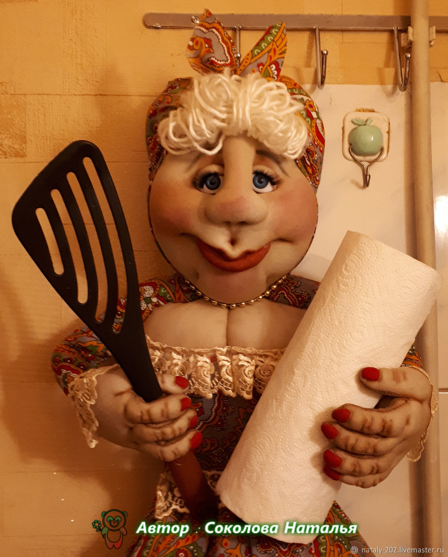 Кукла пакетница, Кармашки, Ленинск-Кузнецкий,  Фото №1
