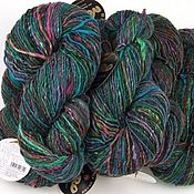 Материалы для творчества handmade. Livemaster - original item Multicoloured Noro Yarn Cyochin 5. Handmade.