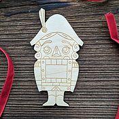 Материалы для творчества handmade. Livemaster - original item Harvesting for Christmas decorations
