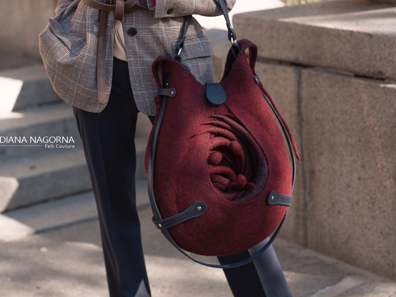 Handbags handmade. Livemaster - handmade. Buy Bag ' Drop'.Handmade, auto, author bag