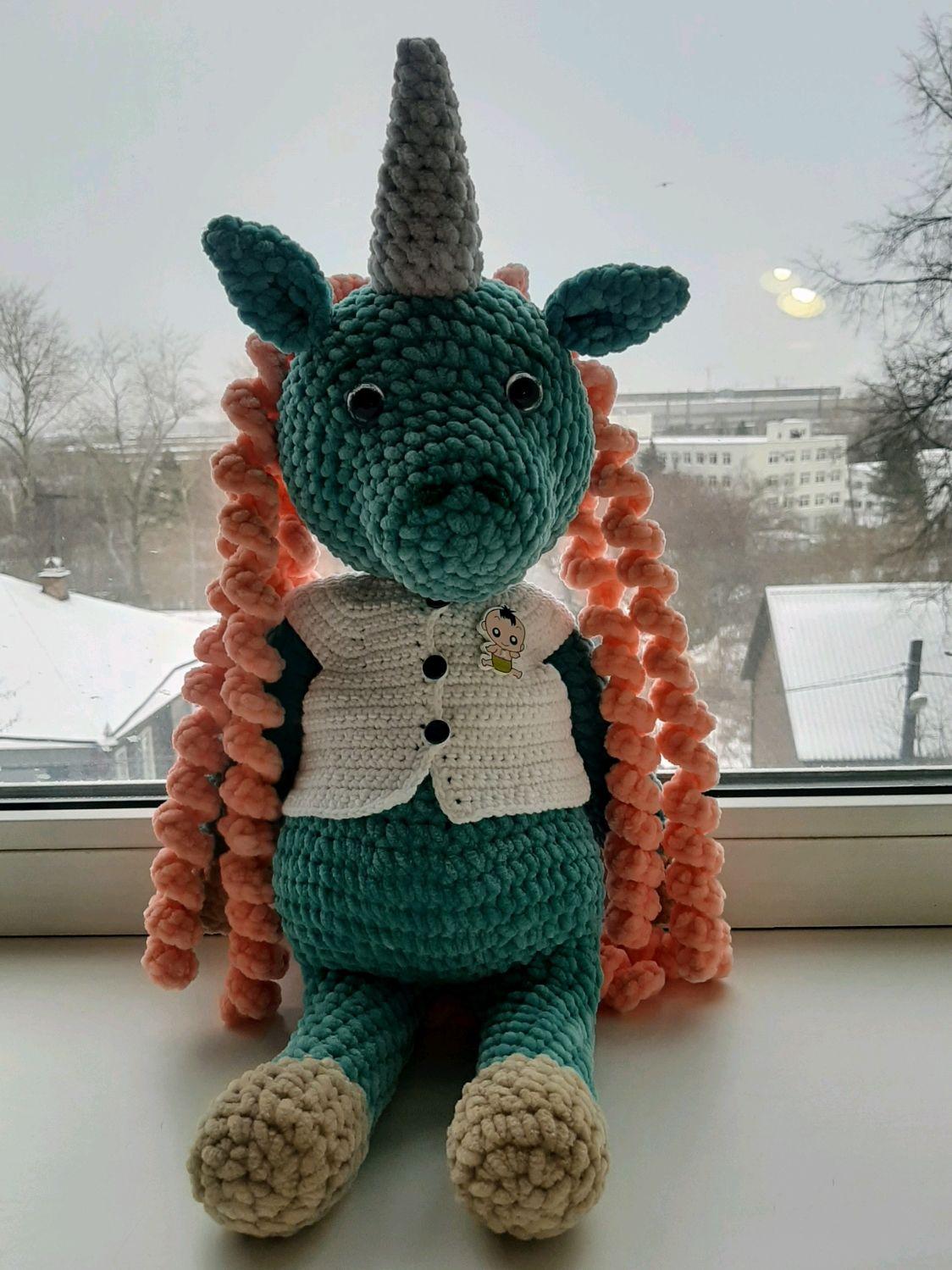 Единорог, Мягкие игрушки, Тюмень,  Фото №1