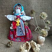 Куклы и игрушки handmade. Livemaster - original item Folk doll. doll amulet. Doll broom Hostess.. Handmade.