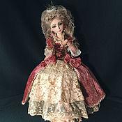 """Куклы и пупсы ручной работы. Ярмарка Мастеров - ручная работа Авторская кукла """"Принцесса на горошине"""". Handmade."""