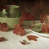 Картины и панно ручной работы. Ярмарка Мастеров - ручная работа Натюрморт Осенний каприз. Handmade.