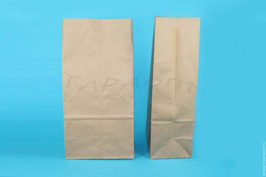 Упаковка ручной работы. Ярмарка Мастеров - ручная работа. Купить Крафт пакет средний 15 х 30. Handmade.