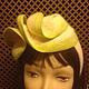 Шляпы ручной работы. СПЕЛЫЙ АВОКАДО. 'О-Val'   Ирина Соколова. Ярмарка Мастеров. Головной убор, модный аксессуар