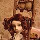 Коллекционные куклы ручной работы. Шарнирная кукла Дриада. Инна Павлова. Ярмарка Мастеров. Кукла в подарок, авторская работа