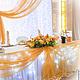 Свадебные цветы ручной работы. Оформление свадьбы цветами. Ксения. Интернет-магазин Ярмарка Мастеров. Флористика на свадьбу, композиция на президиум