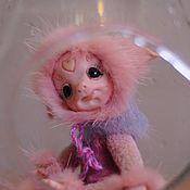 Куклы и игрушки ручной работы. Ярмарка Мастеров - ручная работа НьюЧа. Handmade.