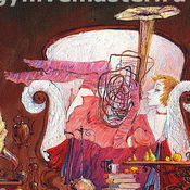 """Картины и панно ручной работы. Ярмарка Мастеров - ручная работа """"Будуарчик"""". Handmade."""