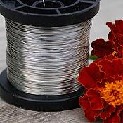 Материалы для творчества handmade. Livemaster - original item 0,4 mm nichrome Wire (round section). Handmade.