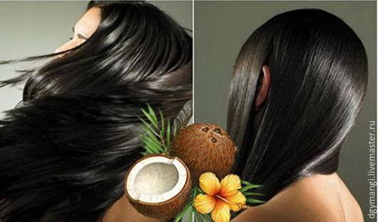 """Маски для волос ручной работы. Ярмарка Мастеров - ручная работа. Купить Масло для волос """"Аюрведа"""". Handmade. Хаки, Масло для волос"""