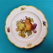 Винтаж handmade. Livemaster - original item Rosenthal.( 1919-1935) Antique plate