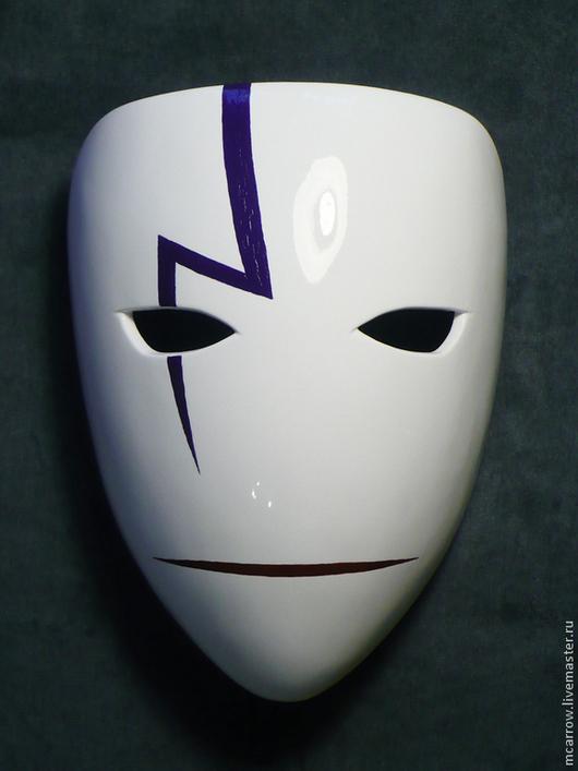 Карнавальные костюмы ручной работы. Ярмарка Мастеров - ручная работа. Купить Маска Hei (аниме Darker than black), ручная работа. Handmade.