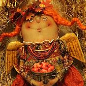 Куклы и игрушки ручной работы. Ярмарка Мастеров - ручная работа Багряная осень.... Handmade.