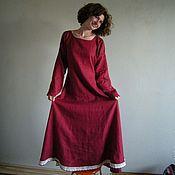 """Одежда ручной работы. Ярмарка Мастеров - ручная работа Платье """"Цвет Вишни"""". Handmade."""