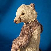 Куклы и игрушки ручной работы. Ярмарка Мастеров - ручная работа Тедди мишка Бук. Handmade.