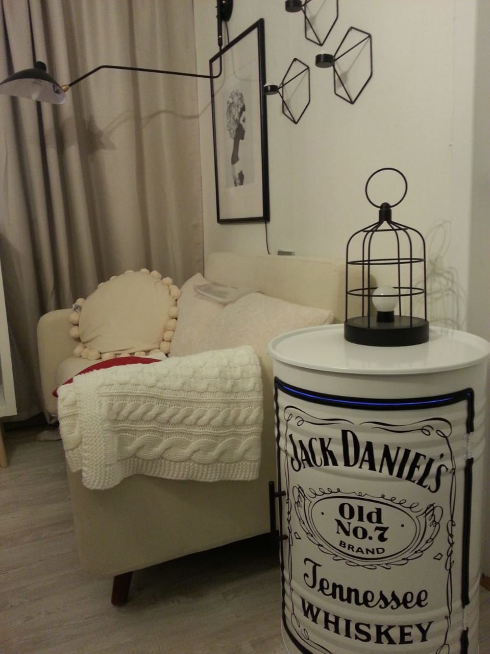 Wardrobe from the barrel. Mini-bar barrel. Stand the barrel, Cabinets, Moscow,  Фото №1