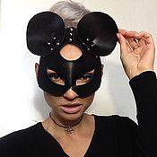 Карнавальные маски ручной работы. Ярмарка Мастеров - ручная работа Маска Микки. Handmade.